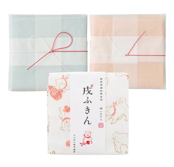 中川政七商店ふきん