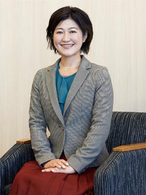 鈴木綾子さん