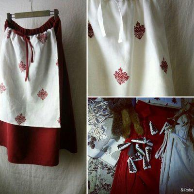 Noël を待つ冬の服