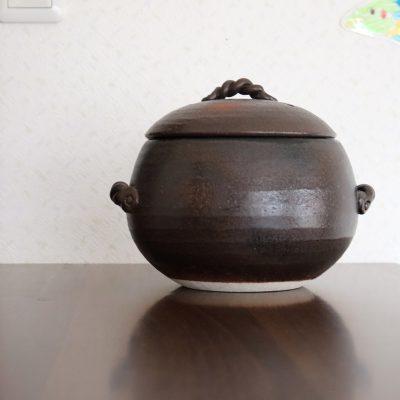 小さな土鍋