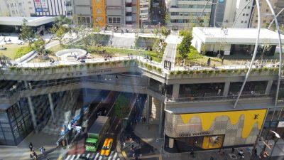 渋谷の改造 宮下公園
